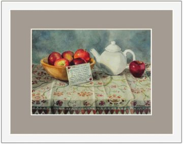 Recipe for Love - Giclee Print