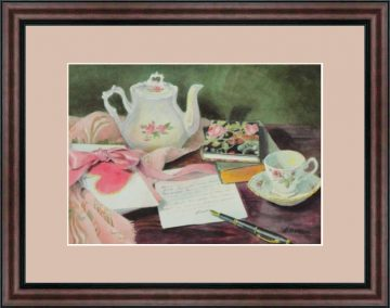 Sweetheart Tea - Giclee Print