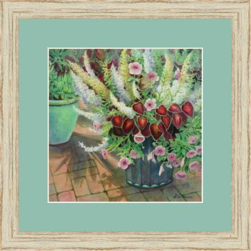 Little Pot of Lovely - Giclee Print
