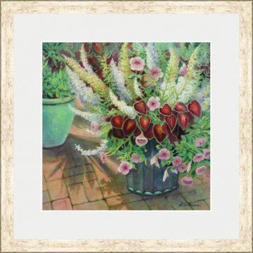 Little Pot of Lovely - Giclee Print