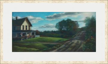 American Sunset - Giclee Print
