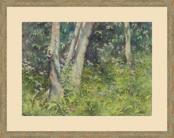 Whispered Secrets - Giclee Print