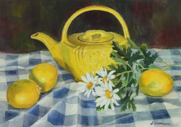 Lemon Tea - Giclee Print
