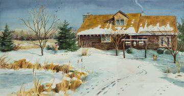 Homestead - Giclee Print